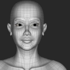 facial modelling dermaplaning