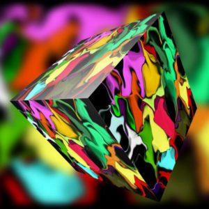 IPL pigmented cube