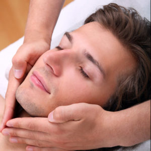 Natural uplift massage
