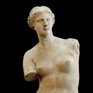 Venus de milo - Beautifying treatments